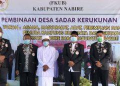 FKUB Nabire Gelar Pembinaan Desa Sadar Kerukunan