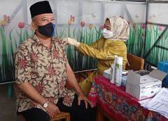 LDII Jambi dan Dinas Kesehatan Gelar Vaksinasi